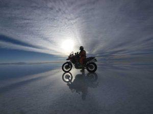 Salar de Uyuni ( Bolivia )
