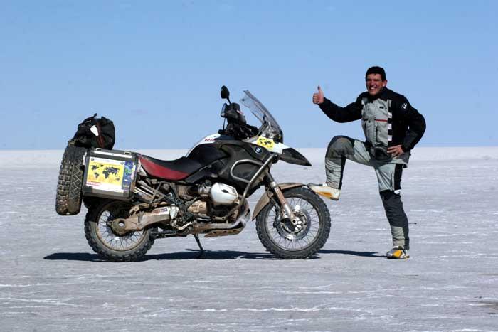 Rutas En Moto Gustavo Cuervo