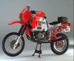 BMW R -100 GS paris-dakar 1986