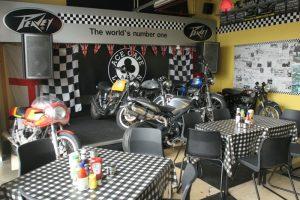 Interior Ace Cafe