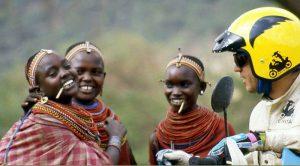 Samburu-Kenia