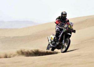 barreda Dakar 2013 2