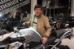 Gustavo y GS 1200 2013