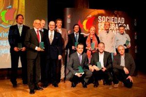 premios SGE 2012