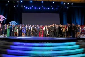Premiados XV premios Asociacion TV
