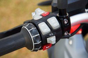 GS 120 mandos