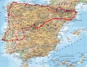 mapa-España--Gustavo-Cuervo