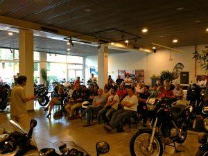 Sevilla todo moto