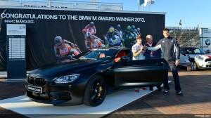 Marc Marquez BMW