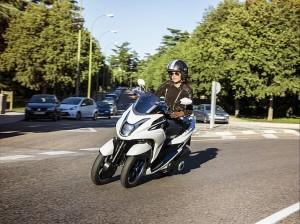 Tricity Yamaha