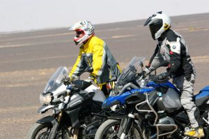 BMW GS Adv. Triump Explorer Gustavo Cuervo
