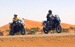 GS & Explorer XC Deiserto Marruecos.