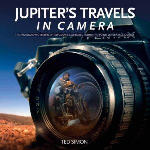 Jupiter´s travel in camera