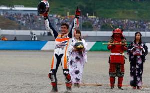 Marc Marquez Campeon Moto GP 2014