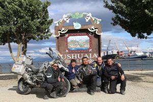 Equipo Ushuaia