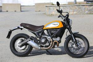 Ducati Scrambler 0