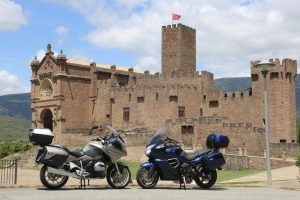 BMW R-1200 RT Triumph Trophy 1200 SE