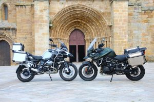 BMW Triumph iglesia