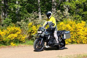 Triumph Explorer Accion campo
