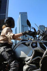 BMW Gs Nueva York