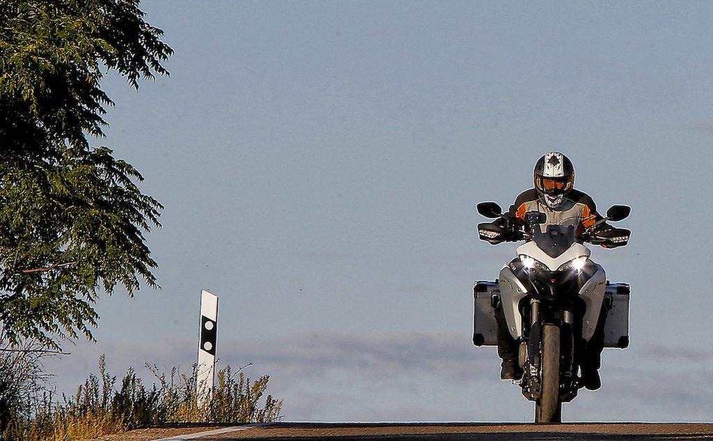 Ducati con Gustavo Cuervo 20 de septiembre de 2016