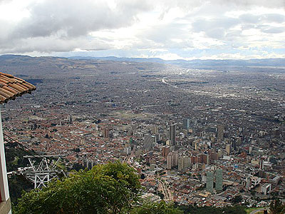 VUELTA AL MUNDO BMW RIDERS. 11ª ETAPA   San José de Costa Rica-Bogotá