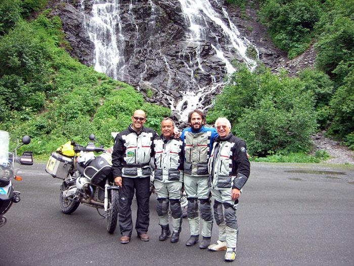Vuelta al Mundo BMW Riders.7ª Etapa.    Seattle-Anchorage