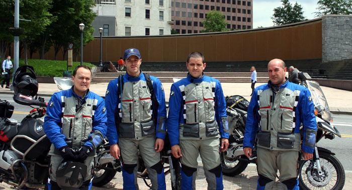 vuelta al mundo BMW Riders 4ª Etapa   Miami-Chicago