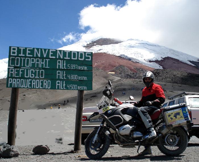 VUELTA AL MUNDO BMW RIDERS 13ª ETAPA     Quito-Lima