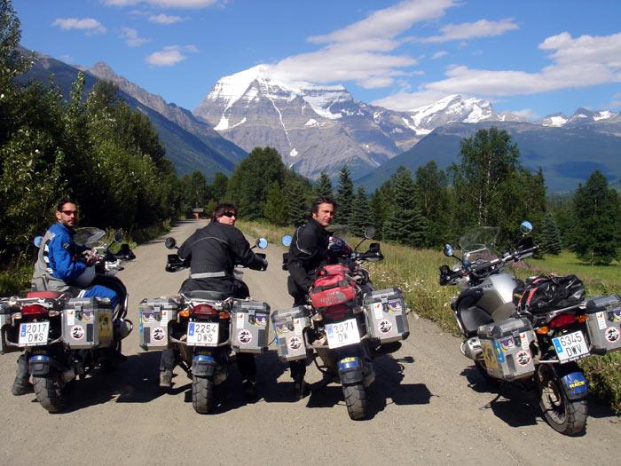 Vuelta al Mundo BMW Riders. 8ª Etapa   Anchorage-Salt Lake