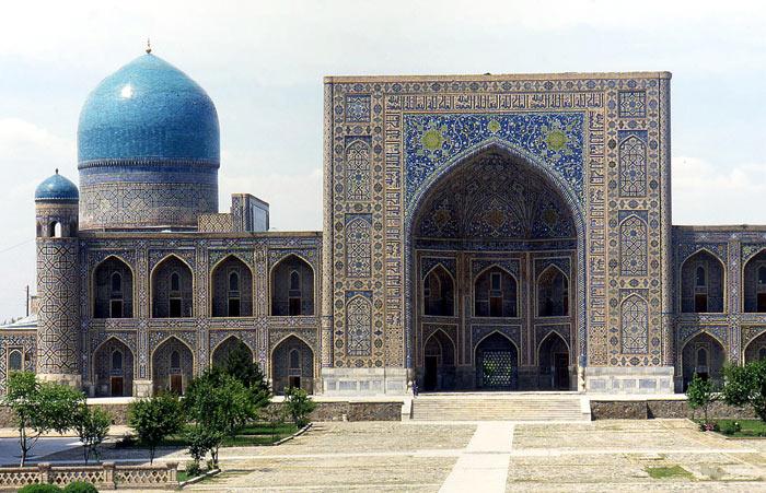 Miquel silvestre hacia samarkanda gustavo cuervo for Samarkanda el tenedor