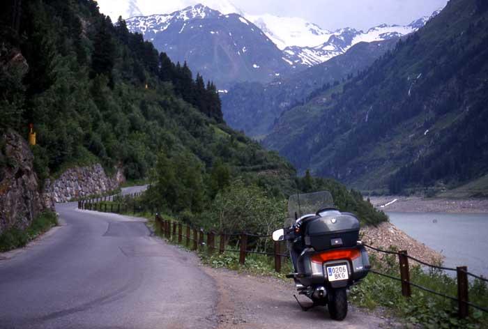 Viajes en Moto por Alpes