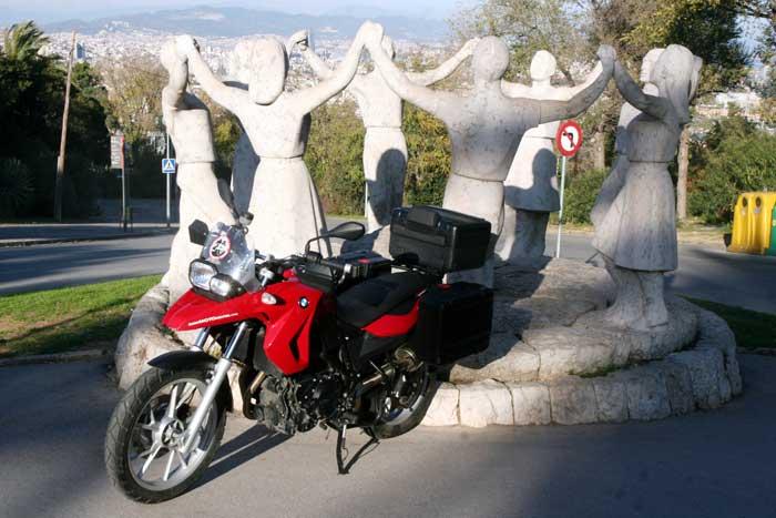 Rutas en Moto Por Cataluña