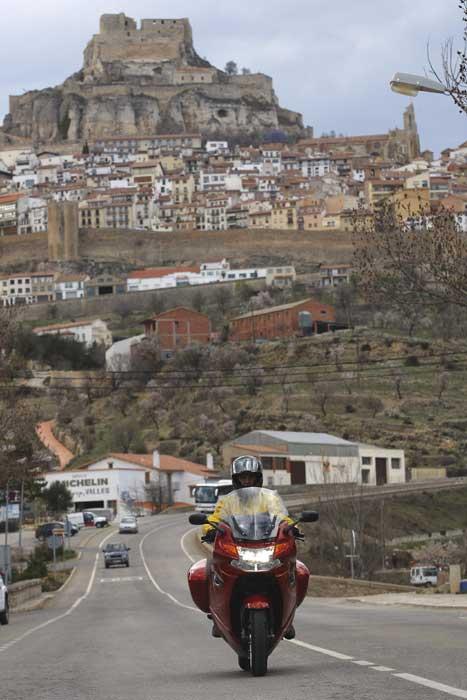 Castellon en moto gustavo cuervo - El tiempo en la senia tarragona ...