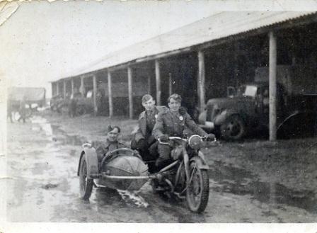 Rusia 1941 Abuelo Familia Cuervo