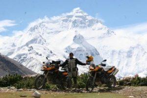 2010- El Everest desde el Campo Base, 5.300 m.s.n.m.