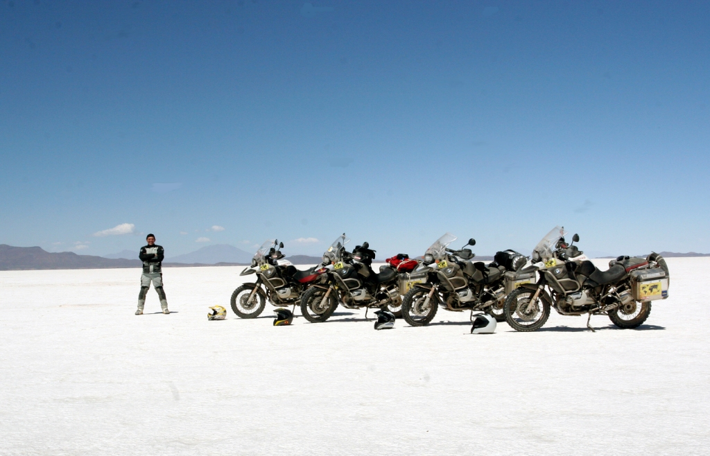 Vuelta al Mundo BMW Riders