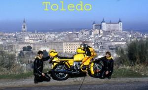 De ruta por Toledo. 1980