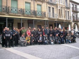 Encuentro Grandes Viajeros. 2009. Alba de Tormes. Salamanca.