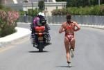 Triatlon femenino Juegos Baku 2015