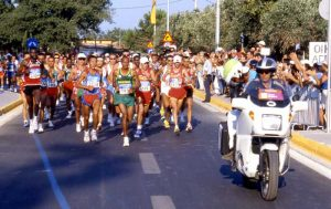 A marathon effort in Guadalajara México.