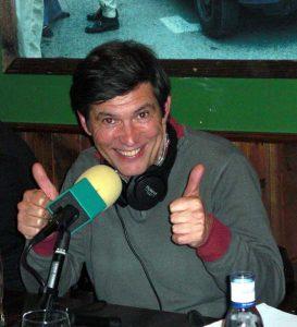 Gustavo-Cuervo-en-la-radio