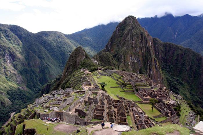 Viajes en Moto por Perú