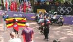 Uganda gana el maraton, los jueces utilizan BMW R-1200 GS