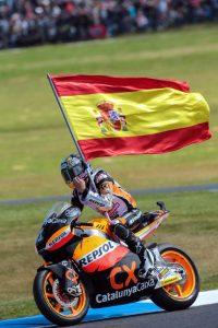 Video Marc Marquez Campeón del Mundo Moto2