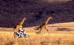 ¡COMPLETO! Moto Safari Kenia. La más bella aventura.