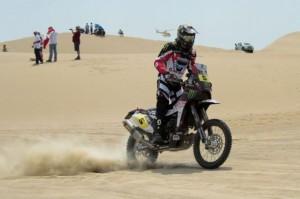 Joan Barreda Dakar 2013 4