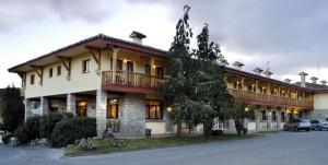 hotel hacienda Los Robles  (2)