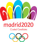 madrid 2020 logo