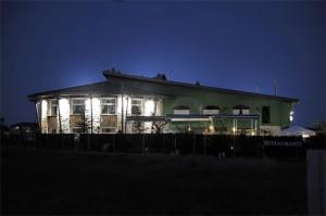 Restaurante Hippdromo noche